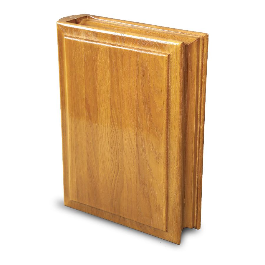 Timber Condolence Book Holder